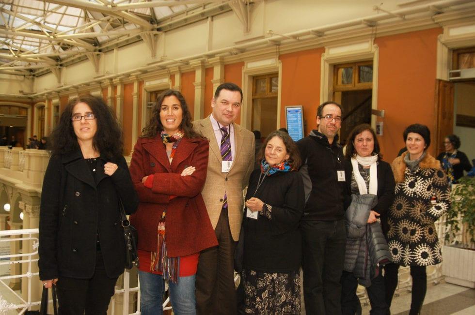Equipo UAH en Memoria y Derechos Humanos expone en LASA Cono Sur