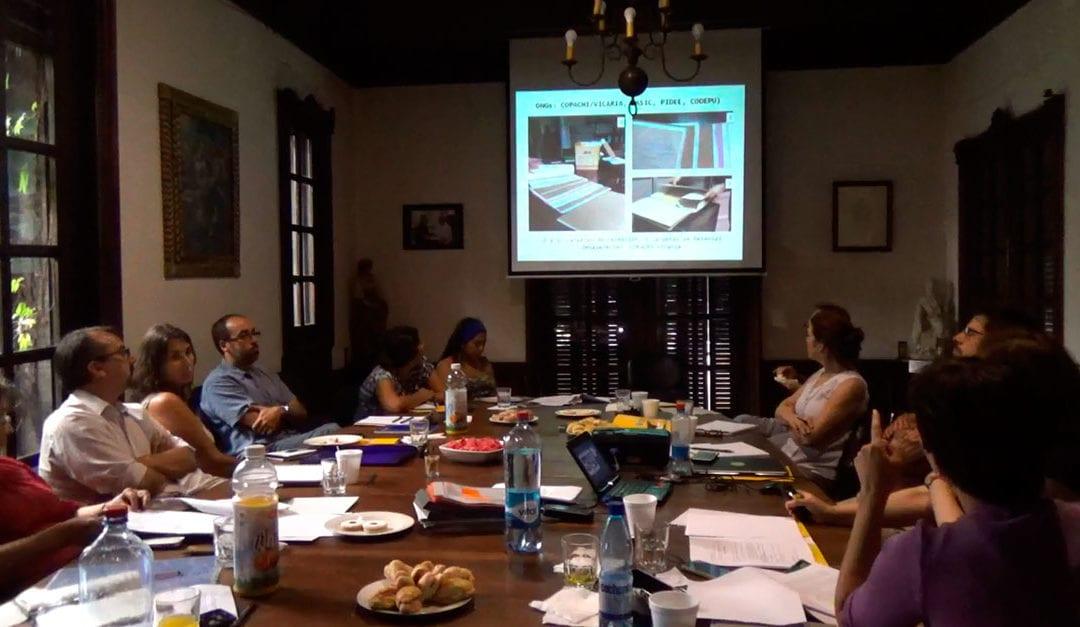 Reunión de trabajo bilateral UAH-Universidad de Oxford
