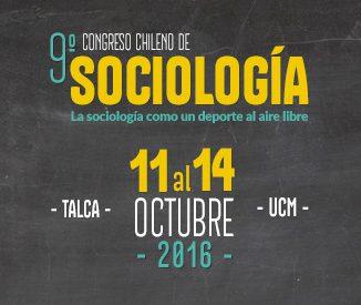 Investigadora Proyecto Tecnologías Políticas de la Memoria dirige mesa y expone en 9º Congreso chileno de Sociología