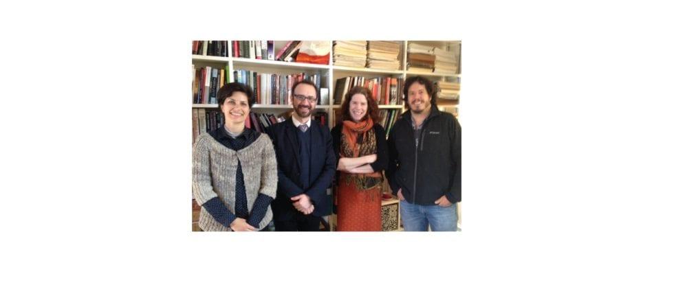 Investigadores Proyecto Tecnologías Políticas de la Memoria exponen en Oxford