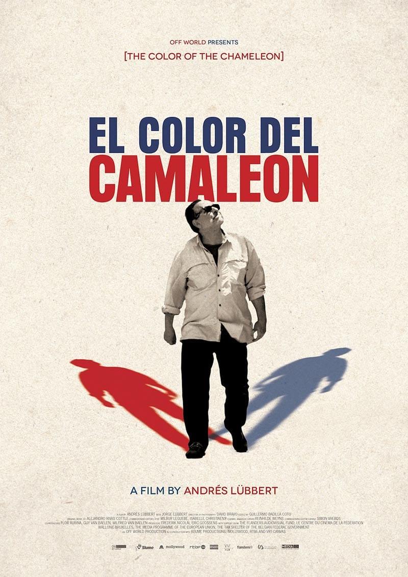 """Pre estreno del documental """"El color del camaleón"""" de Andrés Lübbert"""