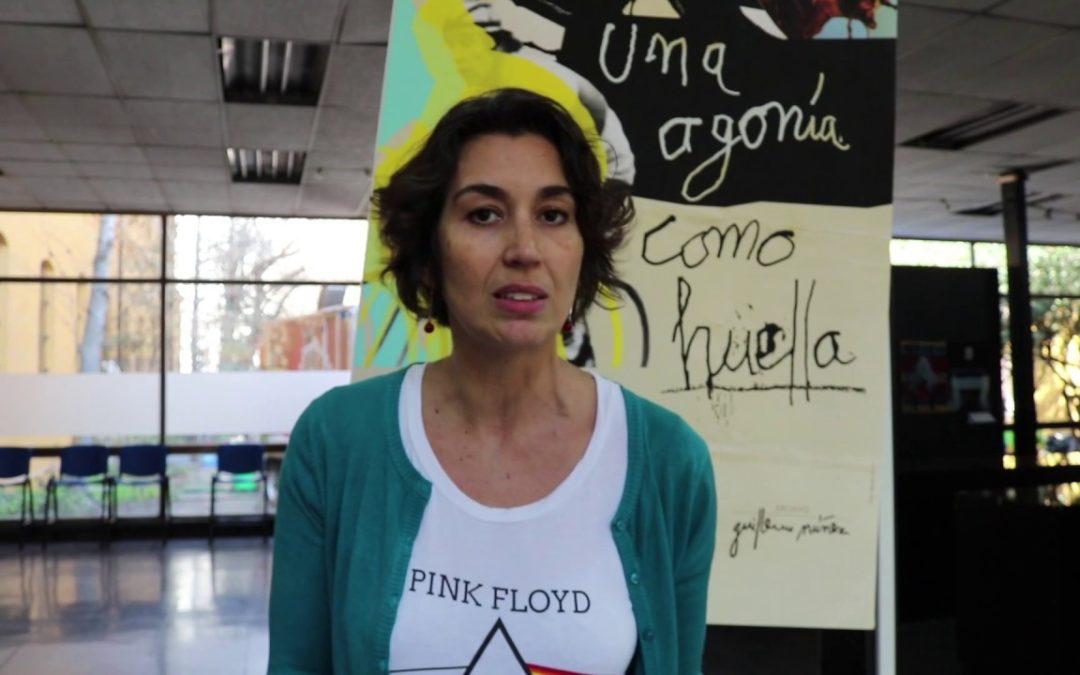 Loreto López, Investigadora de Tecnologías Políticas de la Memoria conversó sobre el proyecto en la Radio de la Universidad de Chile.