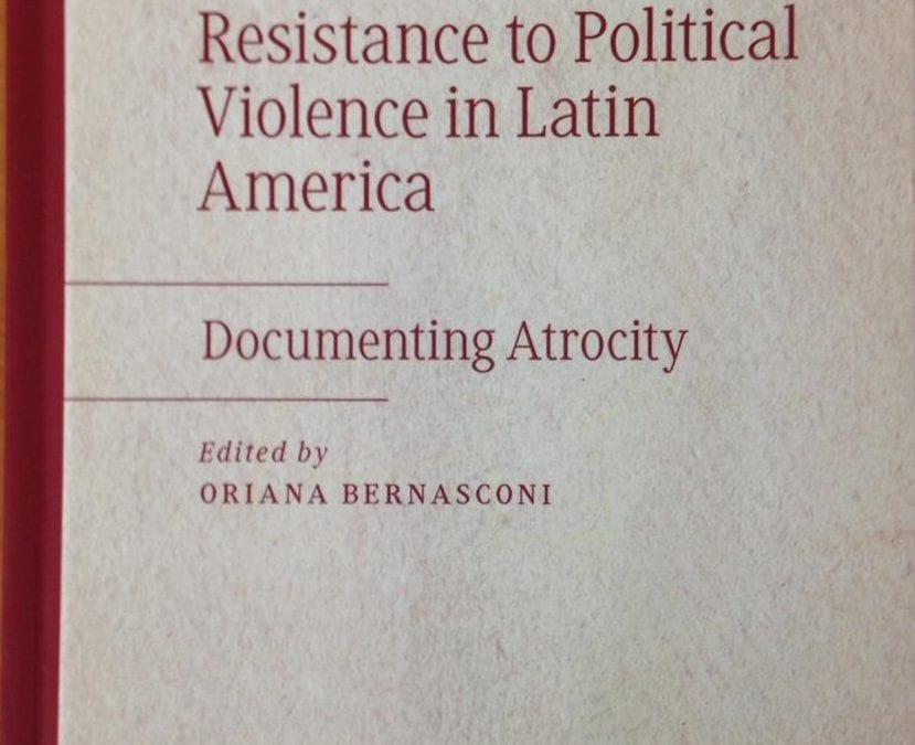 Investigadoras e Investigadores de la Universidad Alberto Hurtado publican libro sobre el Registro de las Violaciones a los Derechos Humanos en la Dictadura