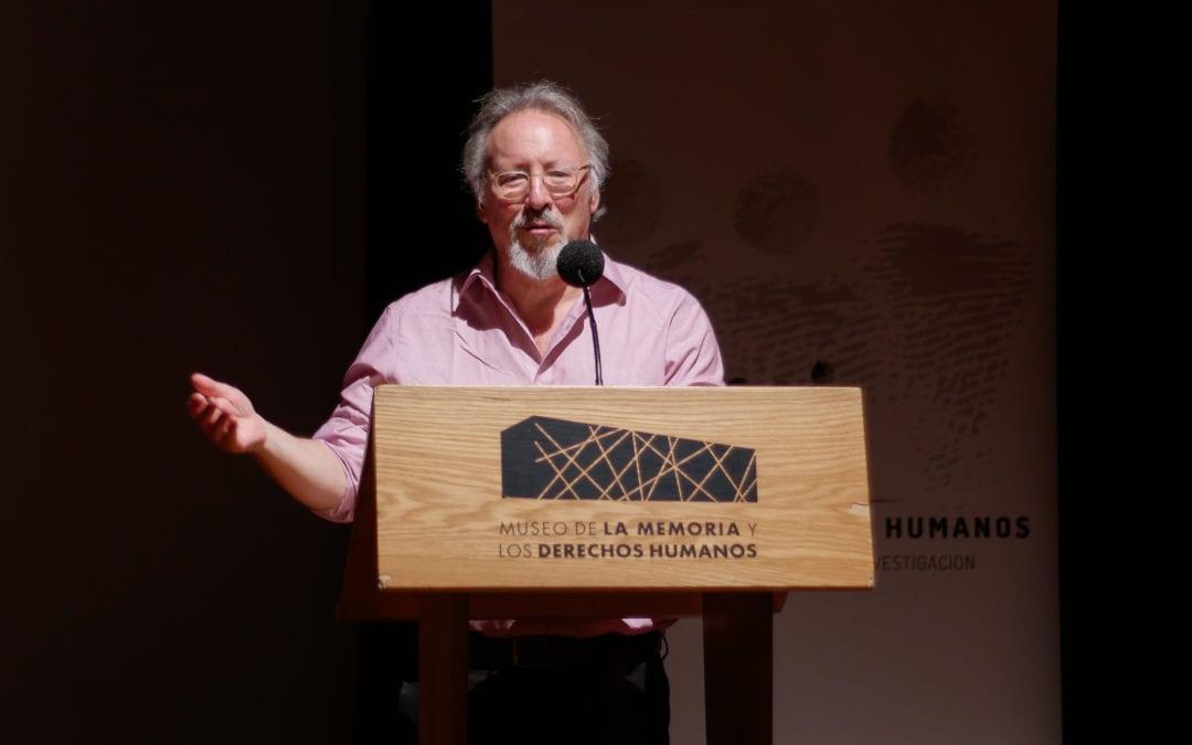 Se realizó Cátedra en Derechos Humanos José Aldunate S.J.