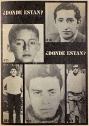 Imagen del rostro desaparecido. Densidad histórica de un artefacto visual global